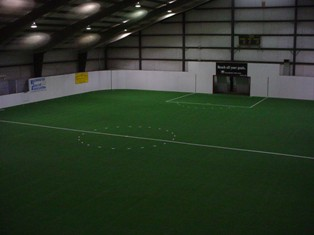 Maryland Sport Complex Carroll Indoor Sports Center